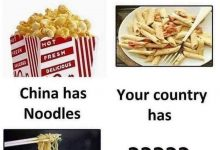Photo of Your Country Has Meme